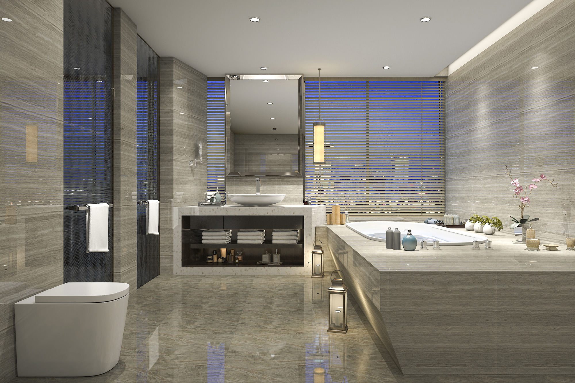 Bathroom Construction and Remodeling in Miami, FL